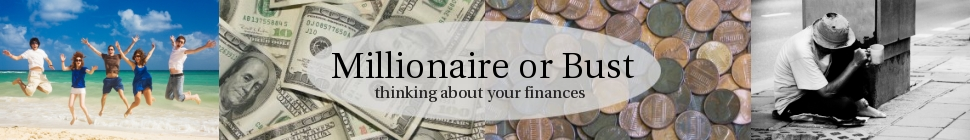Millionaire or Bust header image